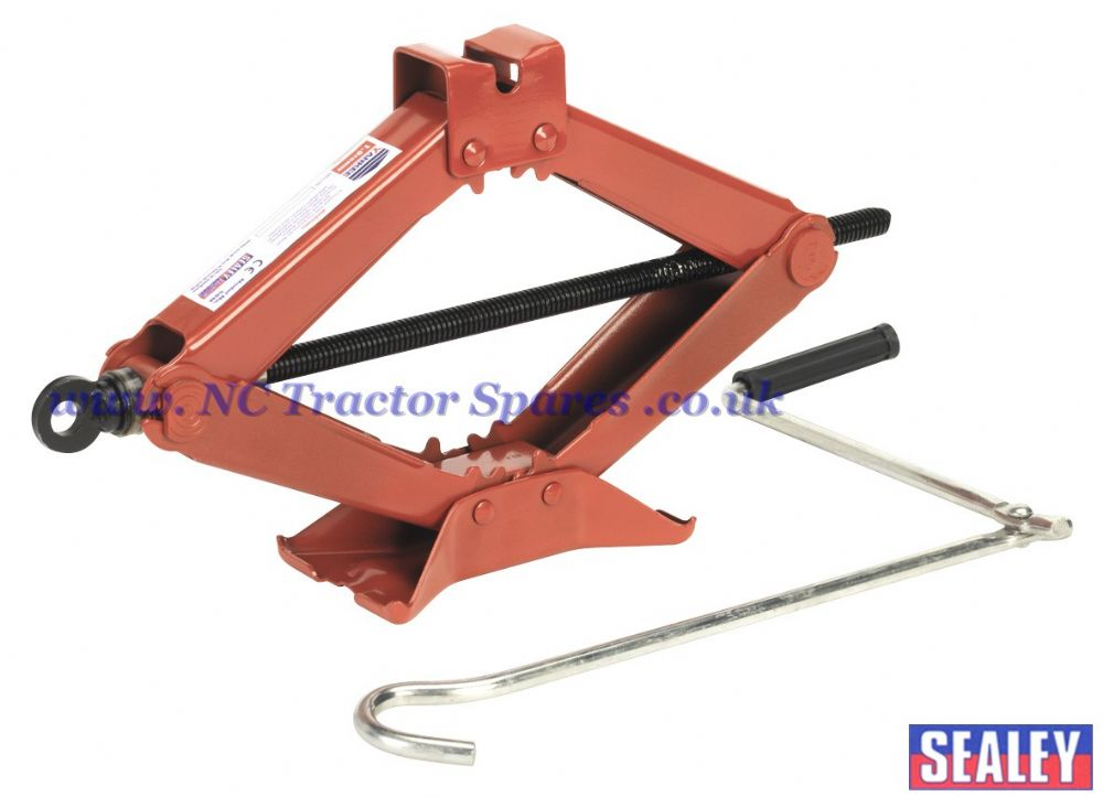 Scissor Jack Heavy-Duty 1.5tonne TUV/GS Approved